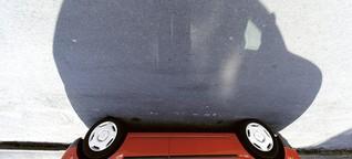 Elektroautos als rollende Speicher