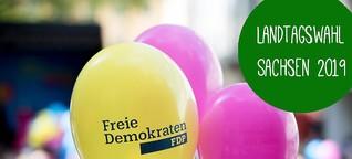 FDP Sachsen: Das Wahlprogramm 2019 im Überblick!