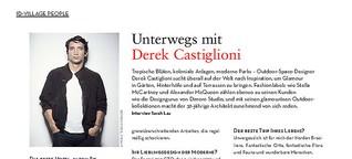 Village People: Derek Castiglioni