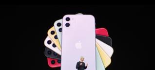 Ganz schön stark: Apple stellt drei neue iPhones vor und bringt viel Farbe auf die Smartphones - GRAVIS Blog