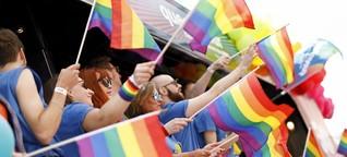 Von auto- bis pansexuell: Wie wir lieben