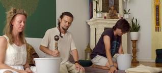 Kambô: Bei einer Froschgift-Zeremonie in Berlin