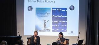 """Moderation Literaturshow """"Die Seitenspringer"""""""