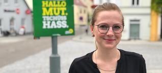 Grüne Kandidatin in Brandenburg: Die Nachbarn von der AfD