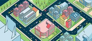Stadtplaner: Berufsverband sieht beste Chancen am Arbeitsmarkt