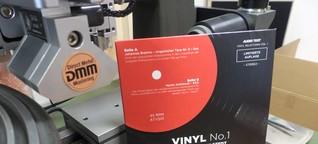Making of: Wie entsteht eine Schallplatte? - AUDIO TEST VINYL SELECTIONS VOL. 1 - Auerbach Verlag und Infodienste GmbH