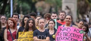 Brasilien: Bolsonaro streicht 50 Prozent des Etats für wissenschaftliche Forschung