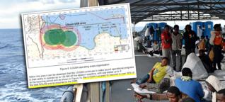Interner Bericht der EU-Mission SOPHIA: 325.000 Migranten könnten Libyen verlassen