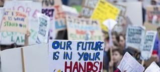 Sollten Wissenschaftler fürs Klima protestieren?