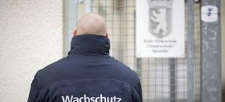 """""""Da stehen Neonazis wirklich direkt an der Unterkunft"""""""