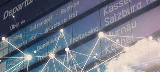 Mit der DB Enterprise Cloud auf der Überholspur