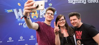Youtuber bei der Gamescom 2019: Das Erfolgsgeheimnis der Influencer