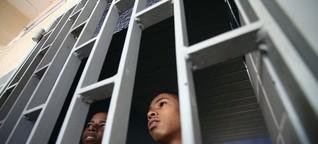 Gefängnispastoral zu Revolten in Brasiliens Haftanstalten