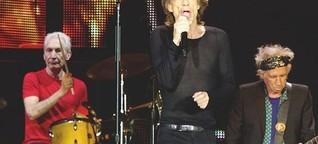Die Rolling Stones erobern Mexiko – Jagger mag Mezcal