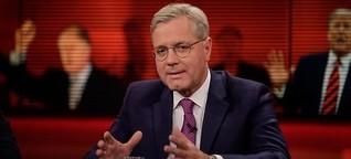 """""""Hart aber fair"""" über Populismus: Einzig Norbert Röttgen findet härtere Worte für Trump und Johnson - WELT"""