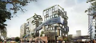 Kater Blau: Neue Heimat am Holzmarkt