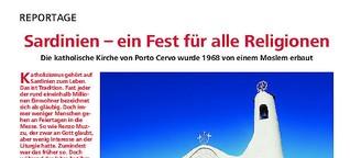 Sardinien - ein Fest für alle Religionen