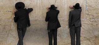 Bruderzwist in Israel