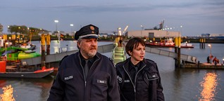 Die Vorzeigepolizisten | FINK.HAMBURG
