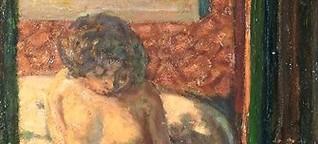 Pierre Bonnard im Kunstforum Wien: Flimmern, überall