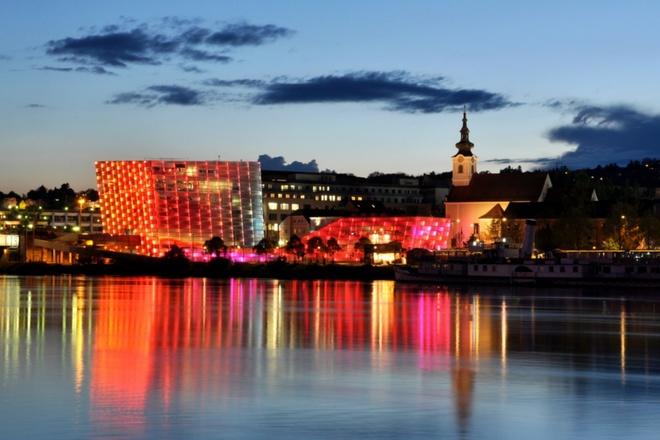 Kreativ und unverschmockt: Design-Hauptstadt Linz