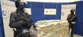Prozess um 1,1 Tonnen startet: 7 Wahrheiten über Koks in Hamburg