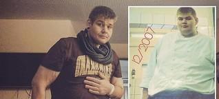 Rügener nahm 150 Kilo ab: Wie Heini (32) sich selbst das Leben rettete