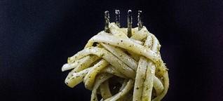 Pesto alla Möhrengrün