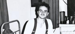 Wie ein Bereitschaftspolizist den Oktober 1989 erlebte