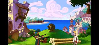 The Curse of Monkey Island: Wie spielt sich der Adventure-Klassiker heute? (PC Games)