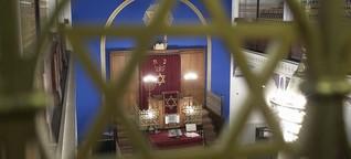 Jüdisches Leben nach Anschlag von Halle: Zerstörtes Vertrauen