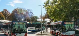 Busfahrer gesucht
