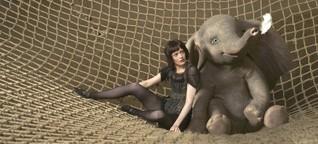"""""""Dumbo"""" im Kino: Da staunt der fliegende Elefant"""