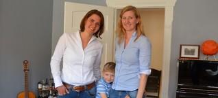 Homosexualität in Bayern: Mutter, Mutter, Kind