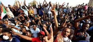 """Sudan: """"Ein Putsch wäre eine Beruhigung"""""""