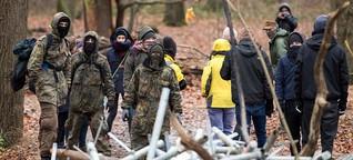 Kampf um den Hambacher Forst