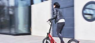 BMW X2City im Test: Eine echte Alternative zum Fahrrad