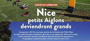Nice : Petits Aiglons deviendront grands (So Foot Club)