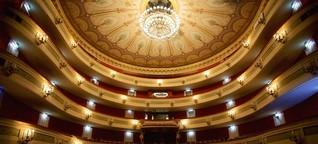 Vorhang auf - Ein Abend im Münchner Gärtnerplatztheater