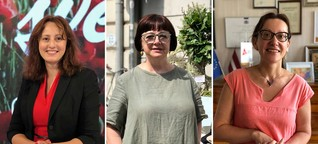 Starke Frauen - und ein blinder Fleck
