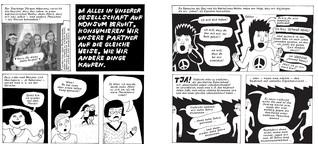 """""""Der Ursprung der Liebe"""" Eine Graphic Novel von Liv Strömquist"""