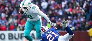 NFL-Profi Julius Thomas: Endlich keine Kopfschmerzen mehr