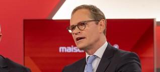 """""""Bundesinnenminister stärkt rechtspopulistische Parteien"""""""