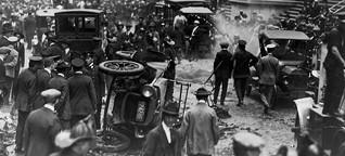 Bombe an der Wall Street: Der vergessene Terror