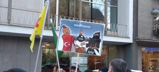 Jesiden in Deutschland - Abschied von Afrin