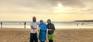 Marokko - Surfen ohne Schleier? Nein, nein, nein!