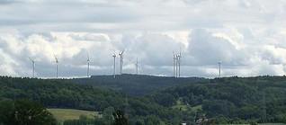 Energiewende Gründaus Kampf gegen noch mehr Windräder