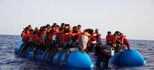 Asylrecht: Warum kommen die Geretteten nicht nach Rottenburg?