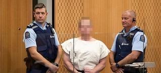 Attentäter von Christchurch: Hier gibt es nichts zu sehen