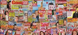 Deutschland im Zeitschriftenrausch